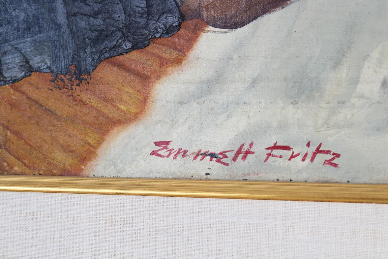 Emmett John Fritz (FL, NY, 1917 - 1995) - Image 4 of 5