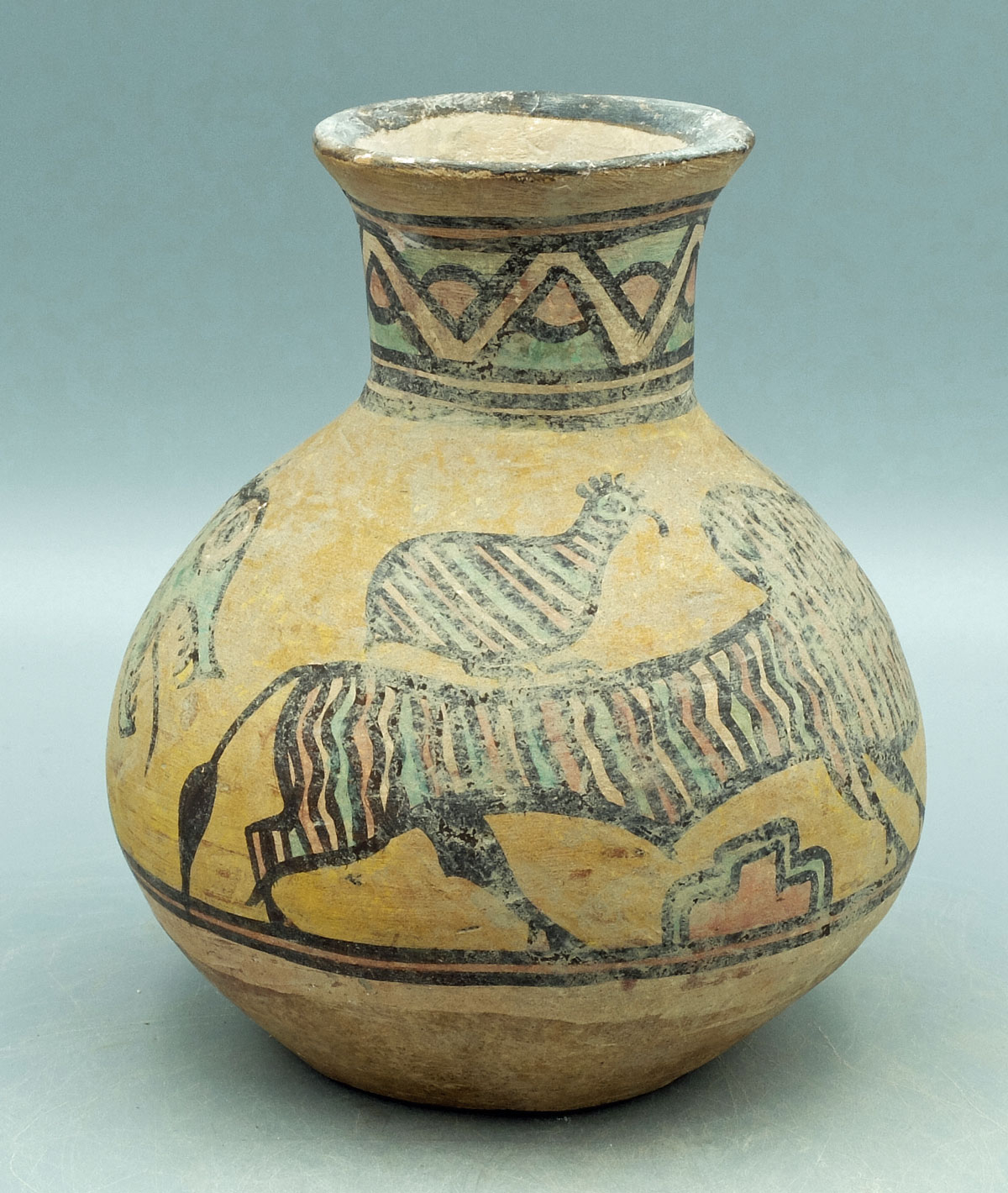 Harappan Vessel - Indus Valley, ca. 2500 - 1800 BC - Image 2 of 4