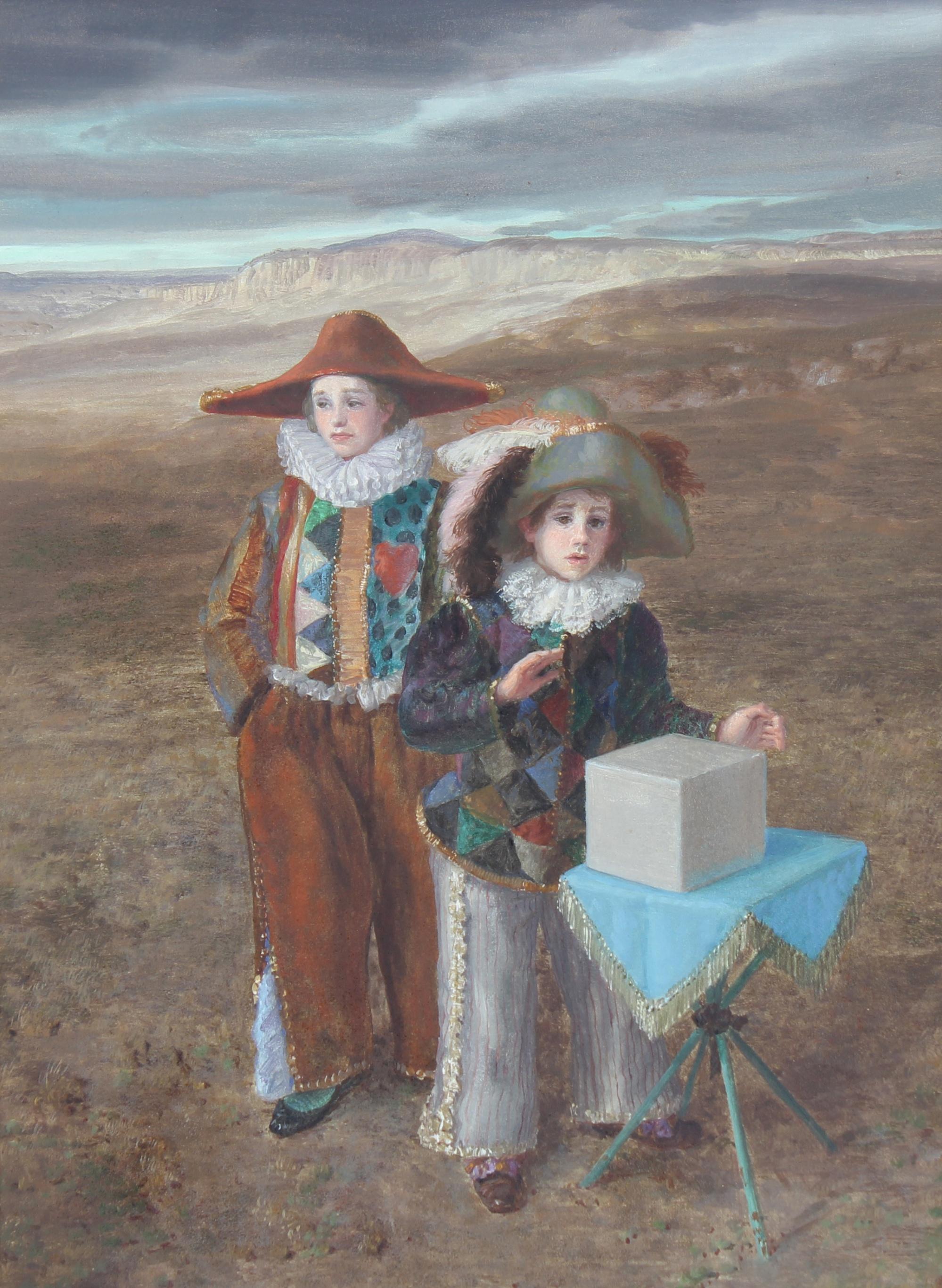 """Claude Harrison (UK, 1922 - 2009) """"Magic Box"""" - Image 2 of 5"""