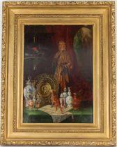 Clemens van den Broeck (Belgium, 1843 - 1922)