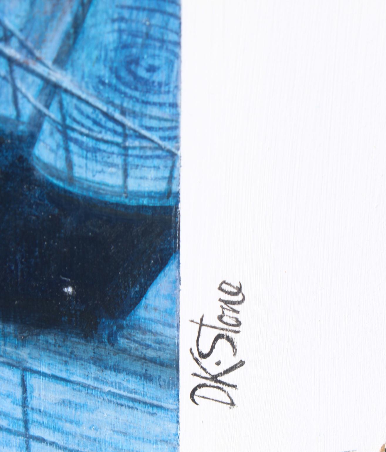 David K. Stone (1922 - 2001) USS Reuben James Sunk - Image 3 of 4