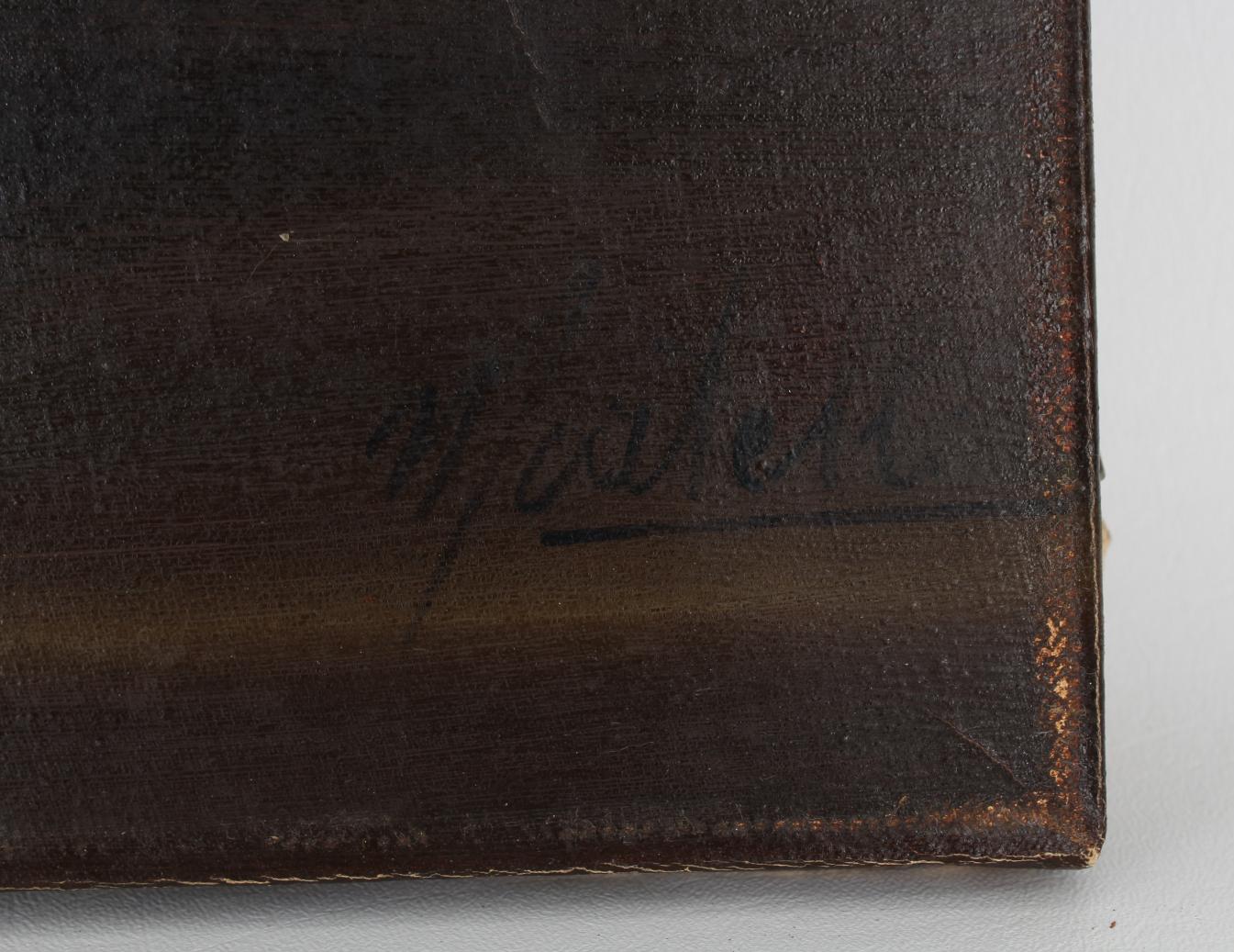 20th C. 'Martelli' Signed Still Life - Image 3 of 4