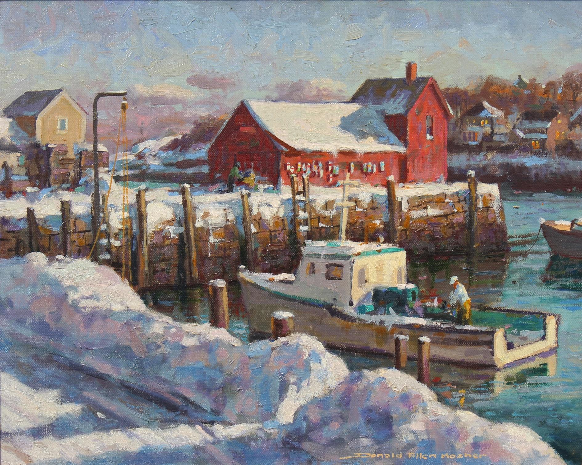 "Donald Allen Mosher (1945 - 2014) ""April Surprise"" - Image 2 of 7"