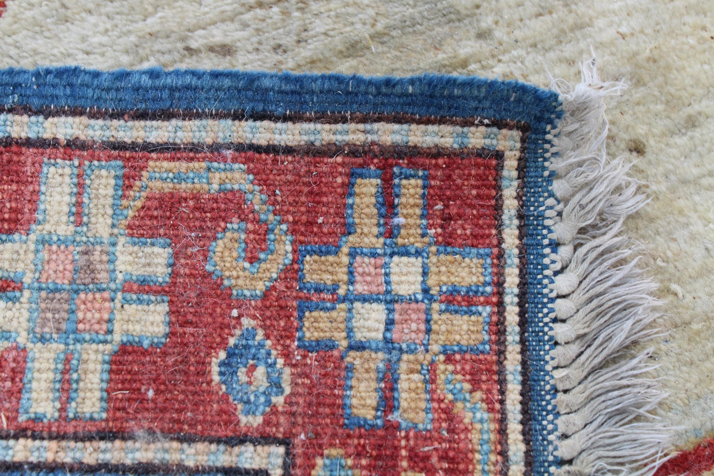 Semi-Antique Persian Rug - Image 3 of 3