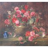 Signed, Antique Still Life Painting
