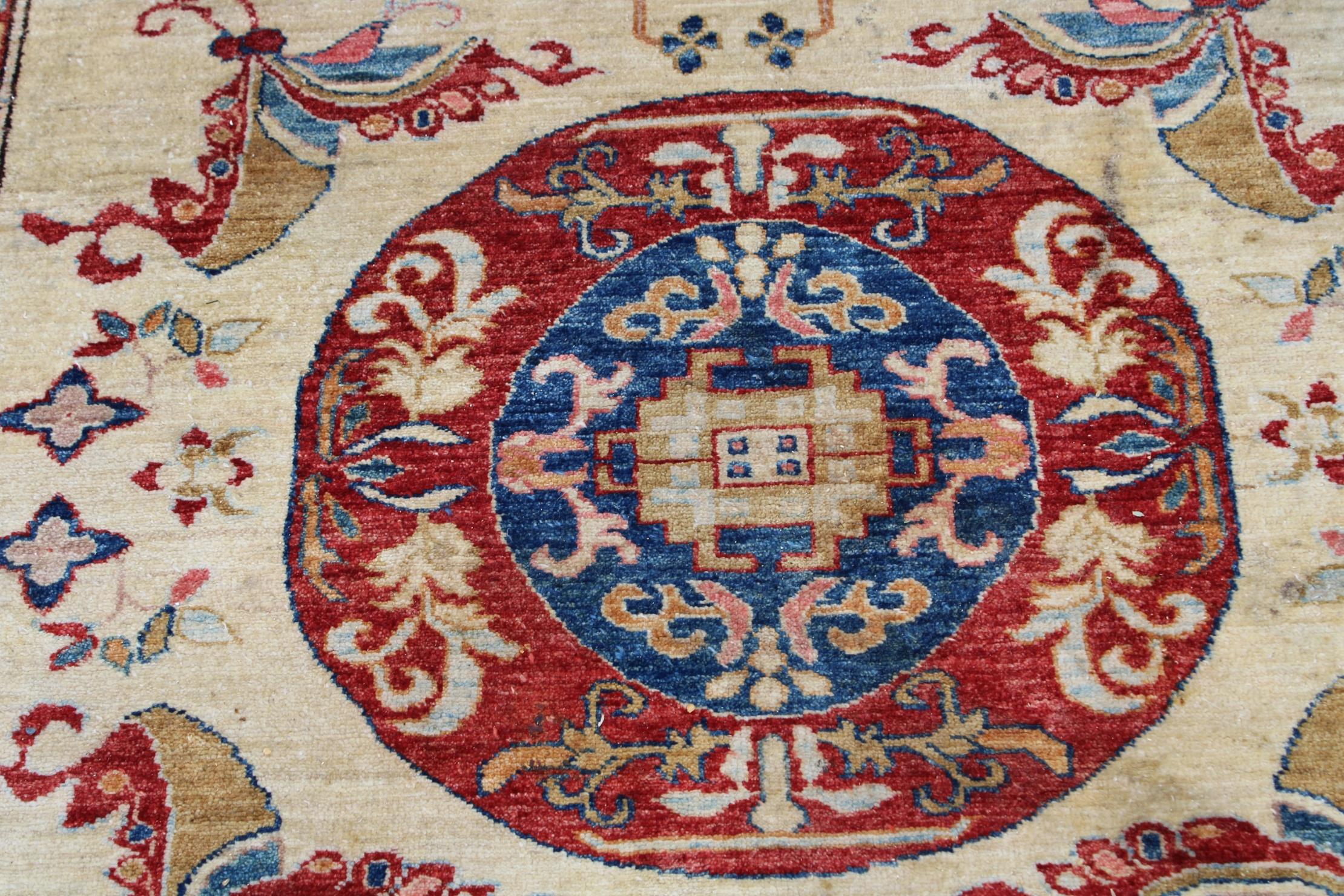 Semi-Antique Persian Rug - Image 2 of 3