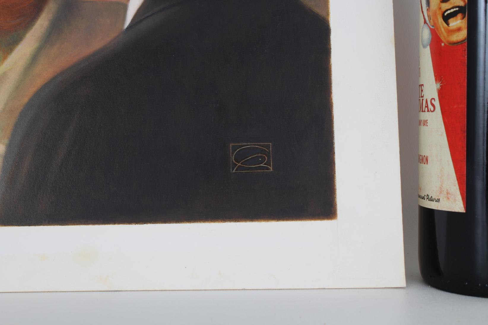 "Gregory Rudd (B. 1952) ""F. Scott Fitzgerald"" - Image 3 of 4"
