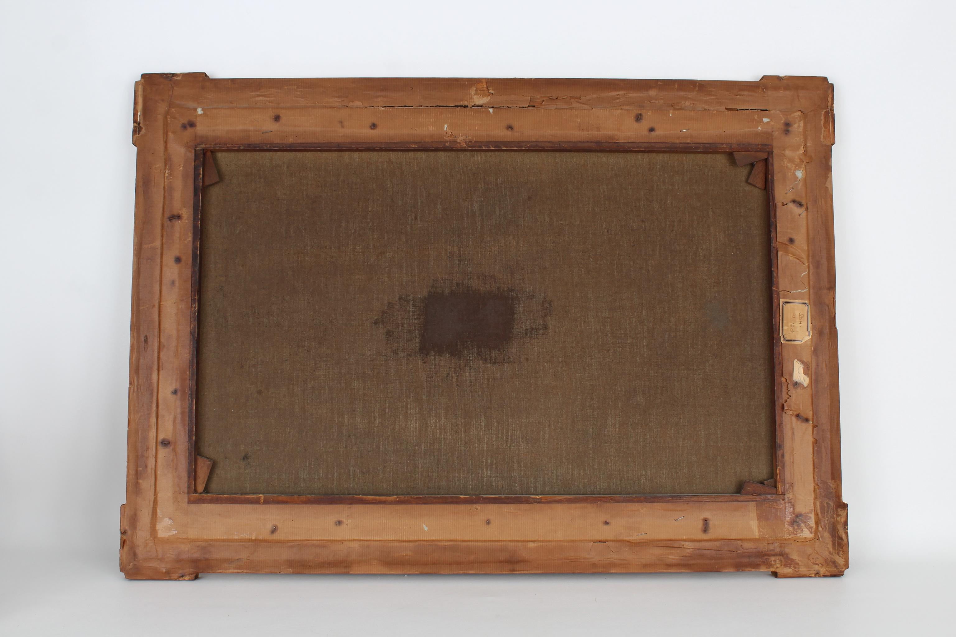 Attr. Theodore Rousseau (1812 - 1867) Barbizon - Image 5 of 6
