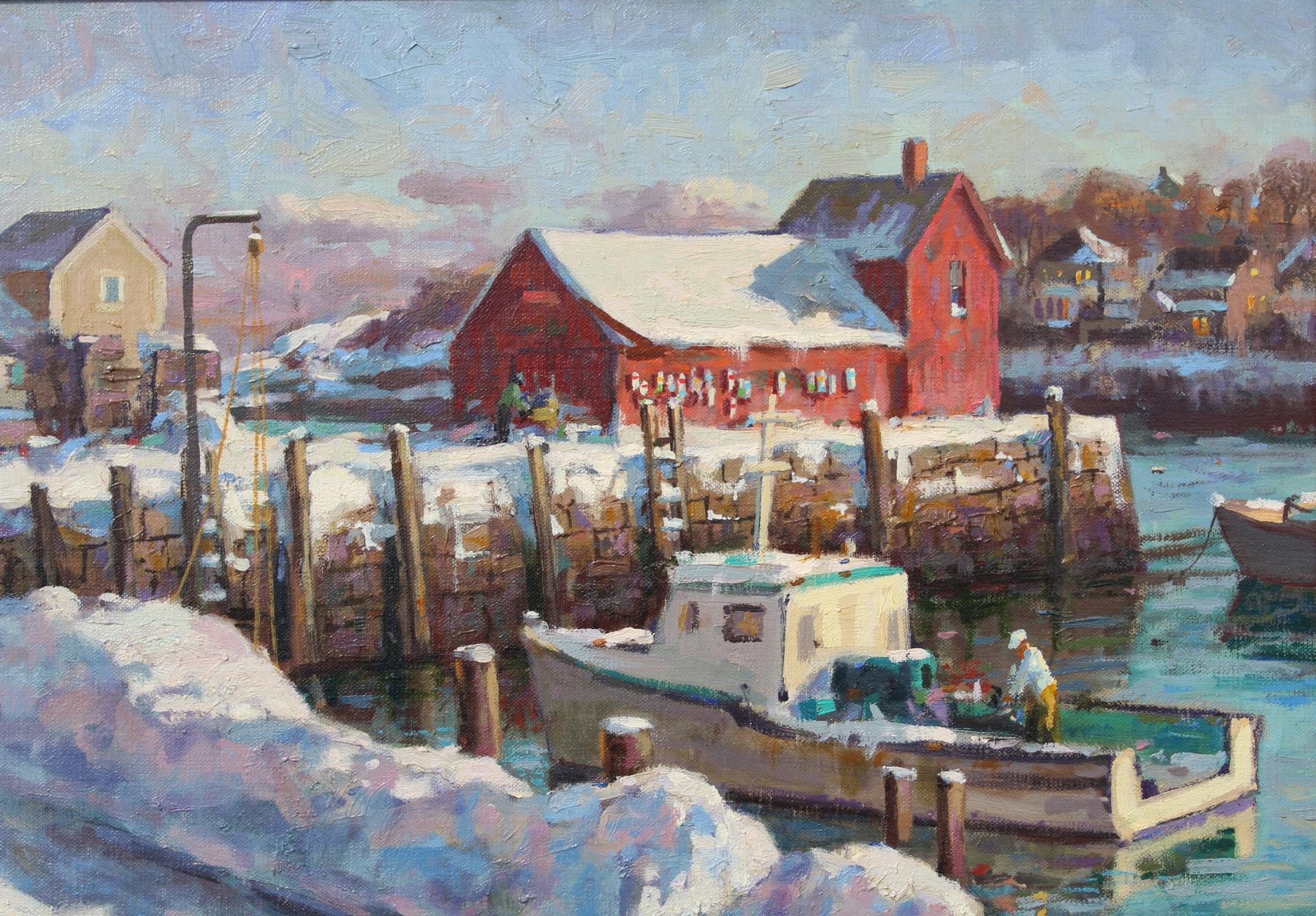 "Donald Allen Mosher (1945 - 2014) ""April Surprise"" - Image 4 of 7"