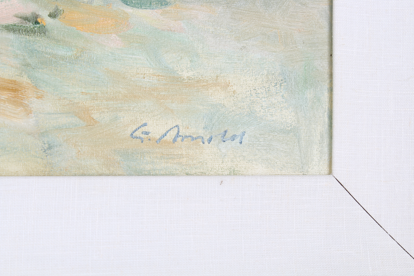 Gerhard Arnold (B. 1938) Still Life - Image 4 of 6