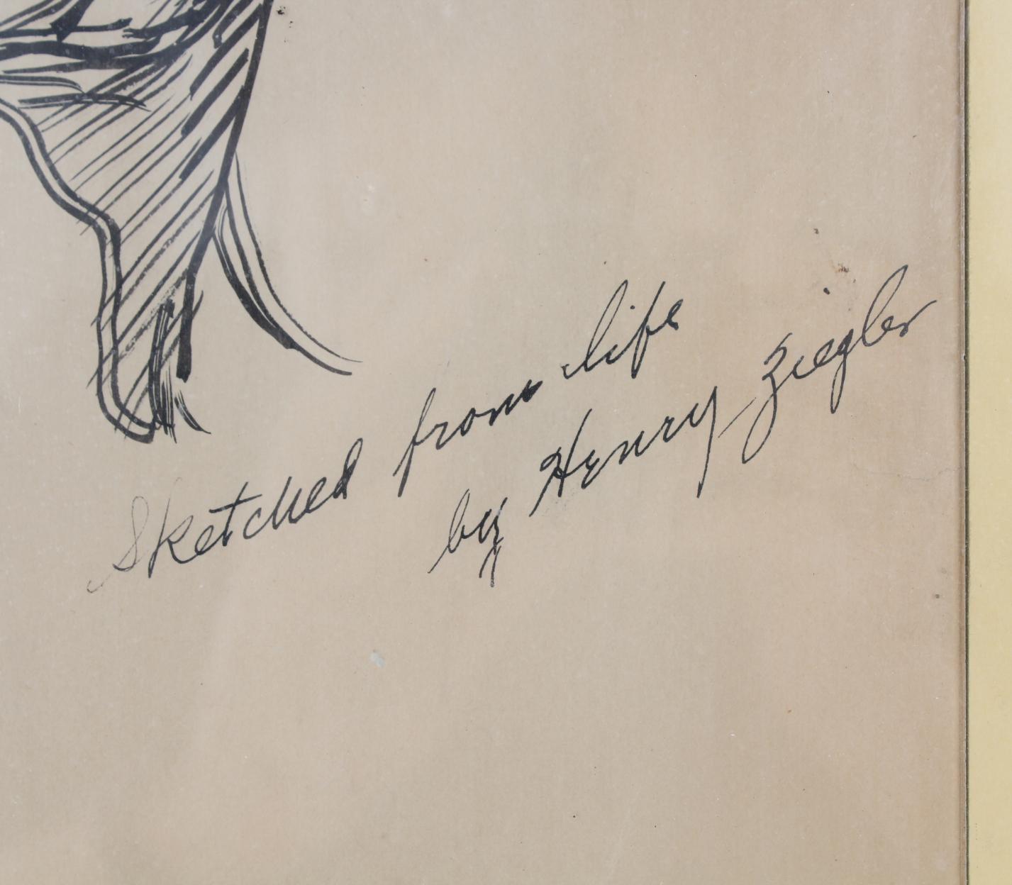 "Henry Ziegler (1889 - 1968) ""Jack Dempsey"" - Image 4 of 5"