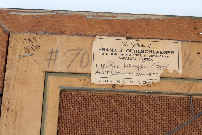 """Claude Harrison (UK, 1922 - 2009) """"Magic Box"""" - Image 5 of 5"""