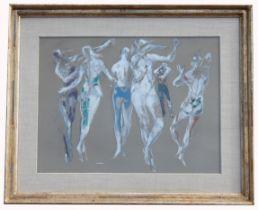 "Jon Corbino (1905-1964) ""Design for Dancers"""