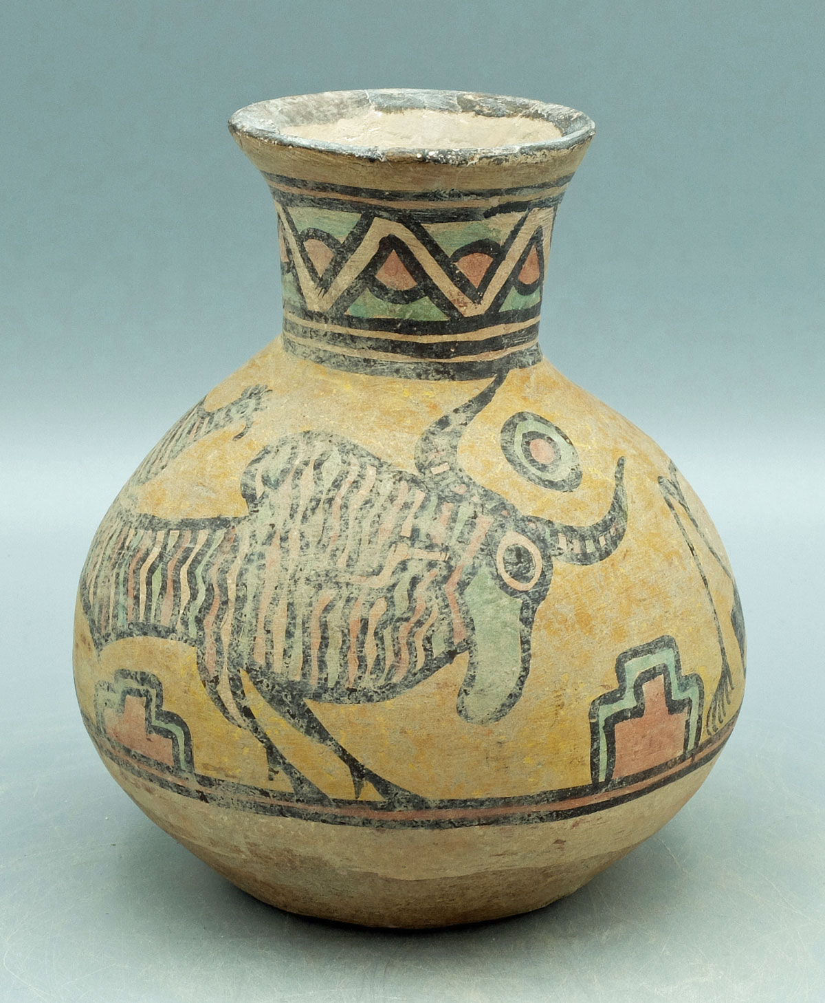 Harappan Vessel - Indus Valley, ca. 2500 - 1800 BC - Image 3 of 4