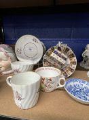 18th/19th cent. Drinking /Smoking Requisites & English Ceramics: Royal Doulton green stoneware jar