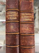 Antiquarian Books: The Tartans of the Clans and Septs of Scotland, with the Arms of the Chiefs, in