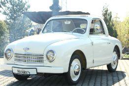Gutbrod Ploching Superior Cabrio Limousine,