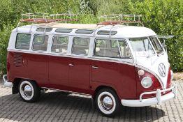 Volkswagen T1 Samba, Fahrgestellnummer: 247101045, EZ