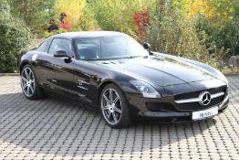 Mercedes-Benz SLS AMG Coupé, Fahrgestellnummer: