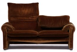 Sitzgruppe, 'Cassina', made in Italy, Modell: Maralunga,