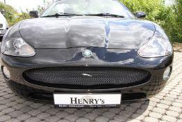 Jaguar XK 8 Cabrio, Fahrgestellnummer: SAJDA42C352A42594,