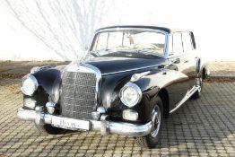 Mercedes-Benz 300d Adenauer, Fahrgestellnummer: 8500228,