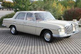 Mercedes Benz, 280 SE W108,