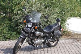 Yamaha Virago 1100, Fahrgestellnummer: 3LP013266, EZ