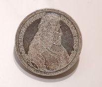 Silbermünze, 5 Mark, Deutschland, 1955, Ludwig Wilhelm