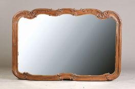 Wandspiegel, Barockstil, um 1860/70, Barockstil, mit