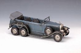 Modellauto der Limousine Mercedes Benz, Baureihe W 150,