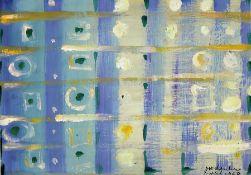 Otto Ditscher, 1904 Neuhofen - 1987, , abstrakte