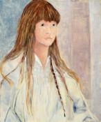 Zuschreibung: Christel Abresch, 1931-2011, Porträt einer