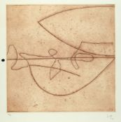 Victor Pasmore, 1908 - 1998, 'Linear Development',