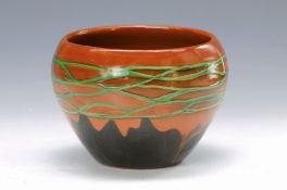 Vase, Max Laeuger, Tonwerke Kandern, um 1900, Keramik,