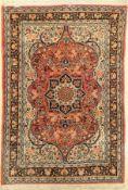 Sarogh, Persien, ca. 50 Jahre, Wolle auf Baumwolle, ca.