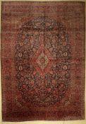 Keschan Kork fein, Persien, um 1960, Korkwolle, ca. 440
