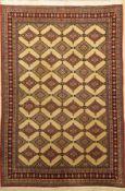 Ghom Kork, Persien, ca. 60 Jahre, Korkwolle, ca. 203 x