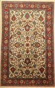 Ghom Kork, Persien, ca. 60 Jahre, Korkwolle, ca. 218 x
