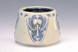 Vase, Mougin für Majorelle, Nancy, um 1920,