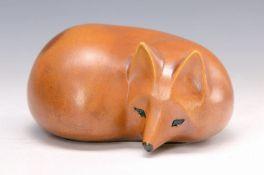 Zierplastik, Gustavsberg, Schweden, 1.H.20.Jh., Keramik,