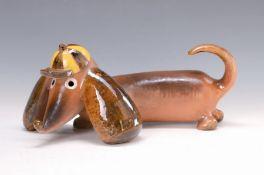Tierplastik, Walter Bosse (1904-1979), Karlsruher