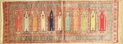 Kayseri Saf, Türkei, ca. 50 Jahre, Baumwolle, ca. 225 x