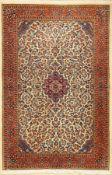 Sarogh Ghiasabad fein, Persien, ca. 50 Jahre, Korkwolle,