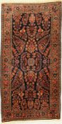Sarogh Mohajeran fein antik, Persien, um 1920,