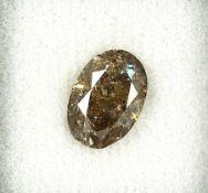 Loser ovalfacett. Diamant ca. 1.91 ct get.braun/p 2,