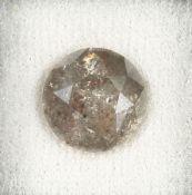 Loser Diamant ca. 4.86 ct Braun/p 3 Schätzpreis: 600, -