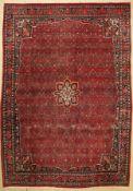 Bidjar fein alt, Persien, um 1940, Korkwolle, ca. 263 x