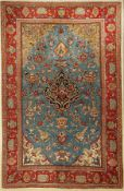 Ghom Kork fein, Persien, ca. 50 Jahre, Korkwolle mit