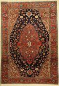 Farahan antik, Persien, Ende 19.Jhd, Wolle auf